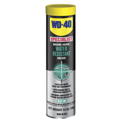 WD-40 14 oz. Specialist Marine-Grade Water-Resistant Grease