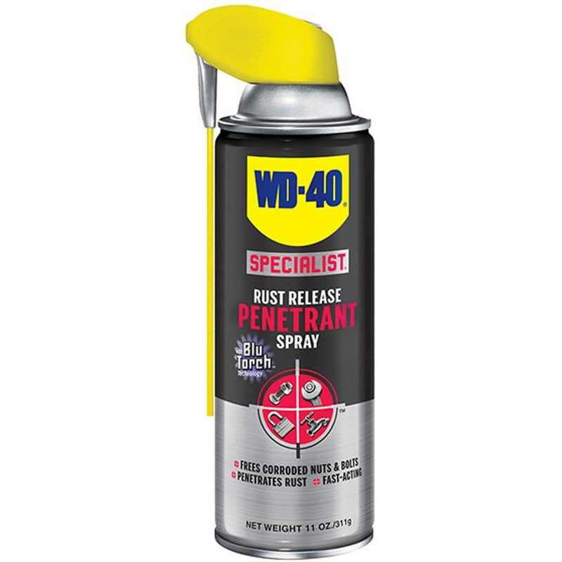 WD-40 11 oz. Specialist Rust Release Penetrant Spray