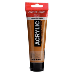 Amsterdam Standard Series Acrylic Tube 120 ml Raw Sienna 234
