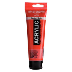 Amsterdam Standard Series Acrylic Tube 120 ml Naphthol Red Medium 396