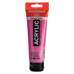 Amsterdam Standard Series Acrylic Tube 120 ml Permanent Red Violet Light 577