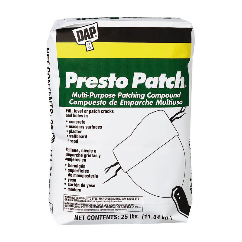 DAP Presto Patch Multi-Purpose Patching Compound