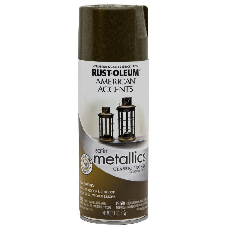 American Accents Designer Metallic Sprays