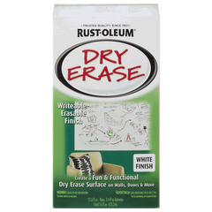 Rust-Oleum Specialty 27 fl. oz. Gloss White Dry Erase Paint