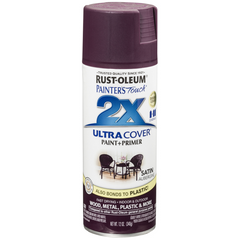 Painter's Touch 2X Ultra Cover Satin Enamel Sprays