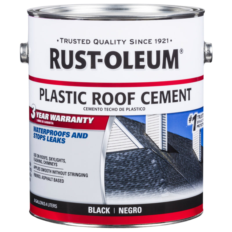 Plastic Roof Cement