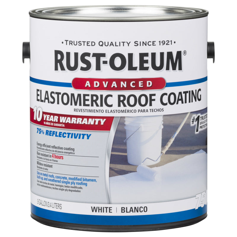 750 Elastomeric Roof Coating