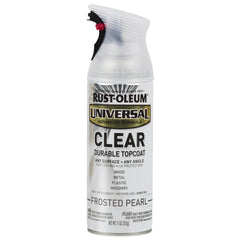 Universal Clear Finish Sprays