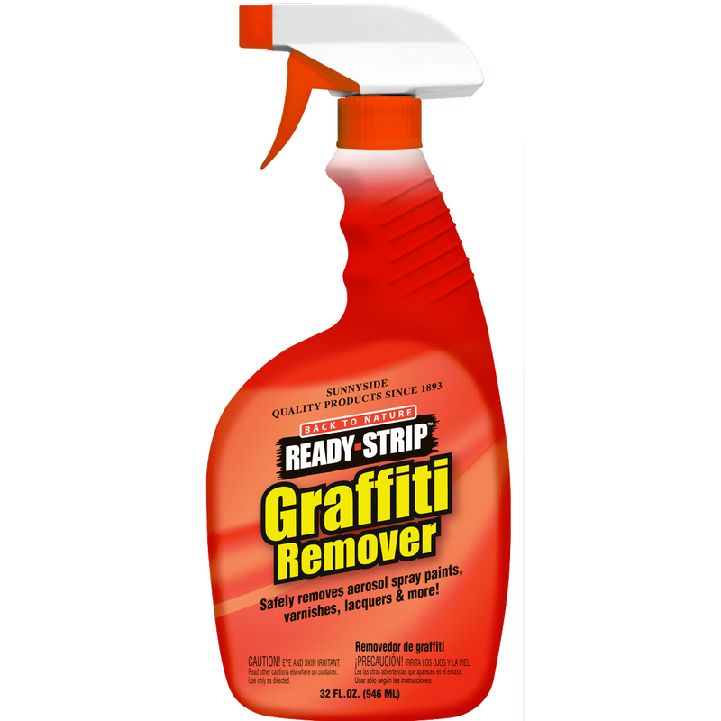 Sunnyside Back To Nature Ready-Strip Graffiti Remover