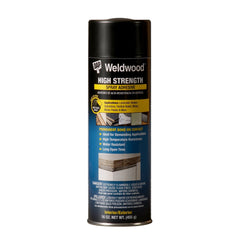 DAP Weldwood High Strength Spray Adhesive, 16 oz.