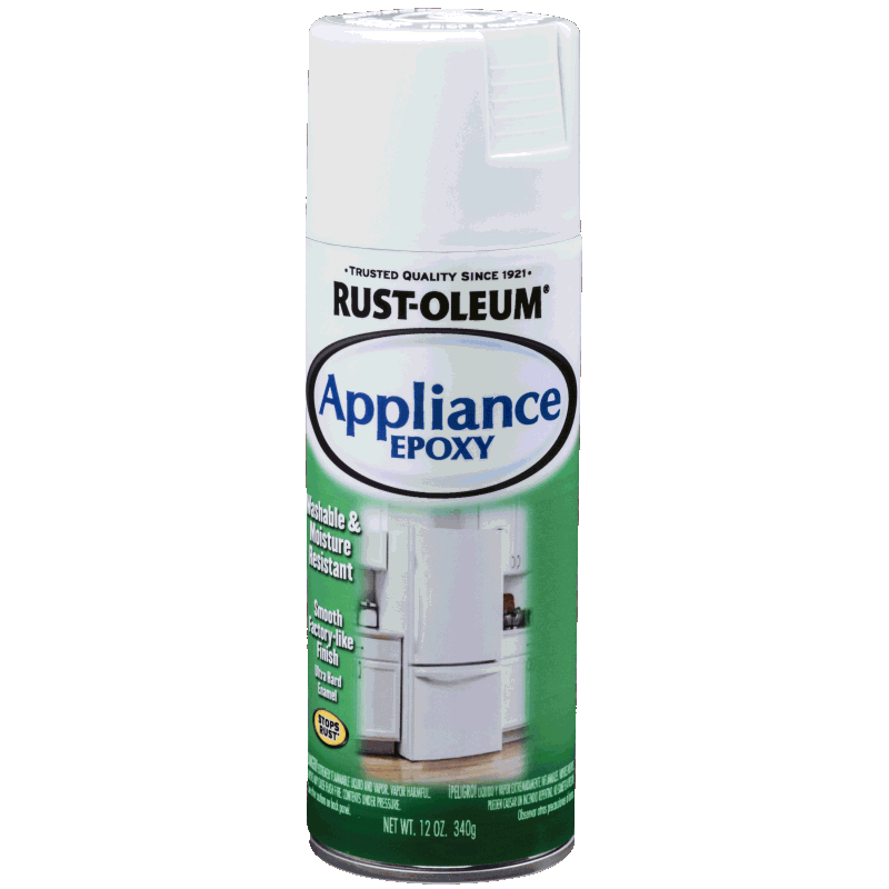 Rust-Oleum Specialty 12 oz. White Appliance Epoxy Spray