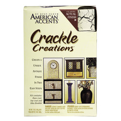 American Accents Crackle Sprays