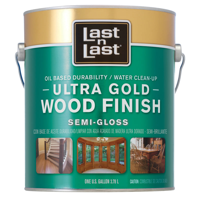 Last•n•Last Ultra Gold Wood Finish
