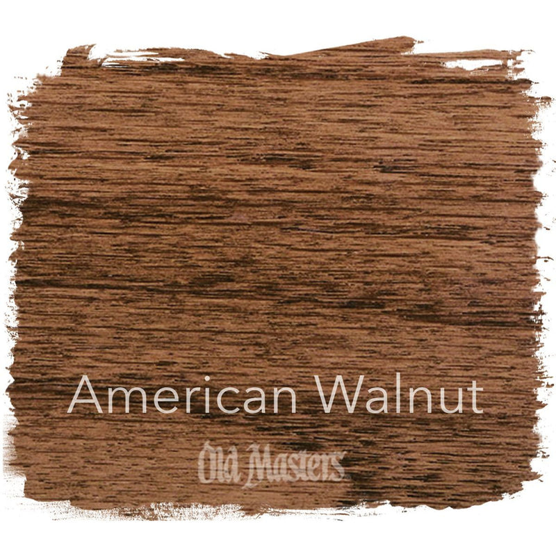 Old Masters American Walnut Penetrating Stain