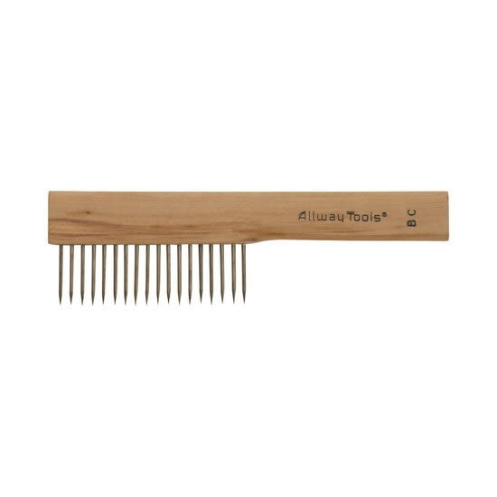 Brush Comb, 1/card – BC