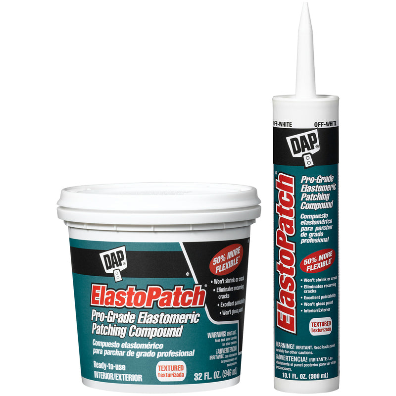 DAP ElastoPatch Pro-Grade Elastomeric Patching Compound