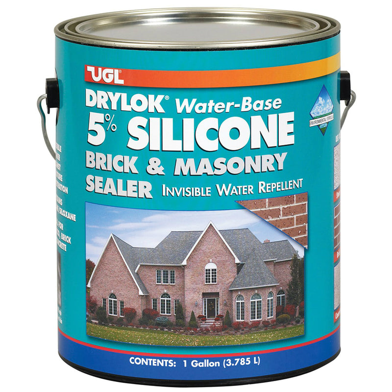 DRYLOK Water-Base 5% Silicone Brick and Masonry Sealer