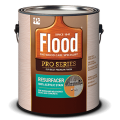 Flood Resurfacer - Pro Series