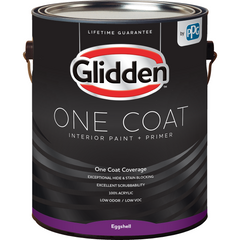 Glidden One Coat - Interior - Eggshell