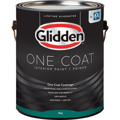 Glidden One Coat - Interior - Flat