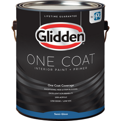 Glidden One Coat - Interior - Semi-Gloss