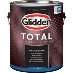 Glidden Total - Exterior - Semi-Gloss