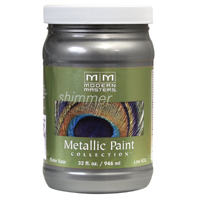 Metallic Paint Collection - Satin Sheen (ME) - Pewter