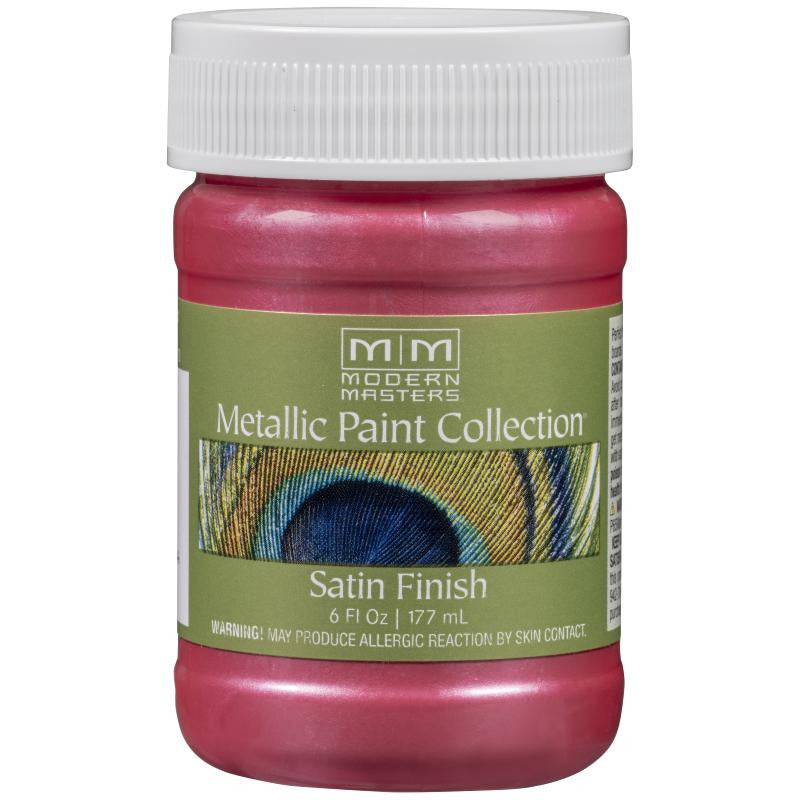 Metallic Paint Collection - Satin Sheen (ME) - Pink Topaz