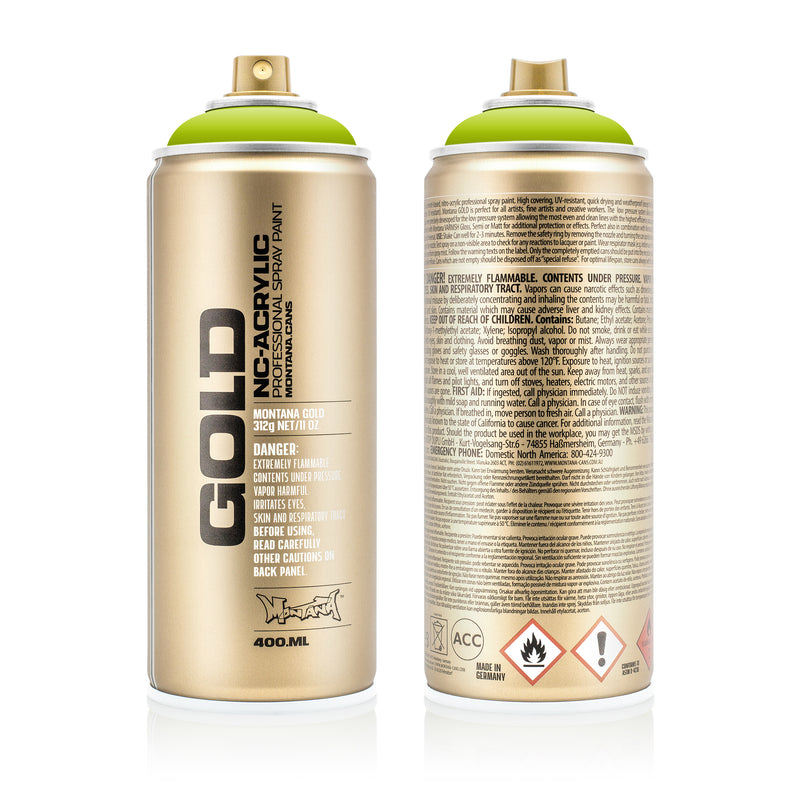 Montana GOLD Spray Color, Poison Dark - 400ml Spray Can