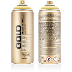 Montana GOLD Spray Color, Pudding - 400ml Spray Can