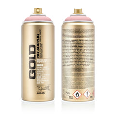 Montana GOLD Spray Color, Lychee - 400ml Spray Can
