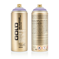 Montana GOLD Spray Color, Light Lilac - 400ml Spray Can