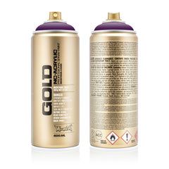 Montana GOLD Spray Color, Lakers - 400ml Spray Can