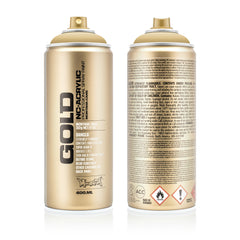 Montana GOLD Spray Color, Sahara Beige - 400ml Spray Can