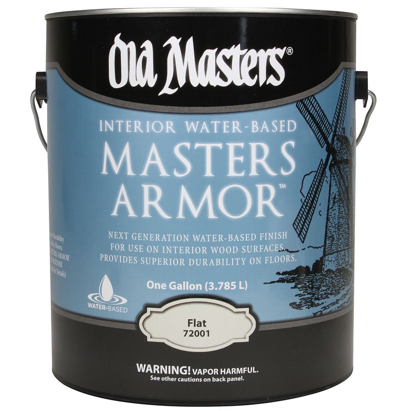 Masters Armor - Flat