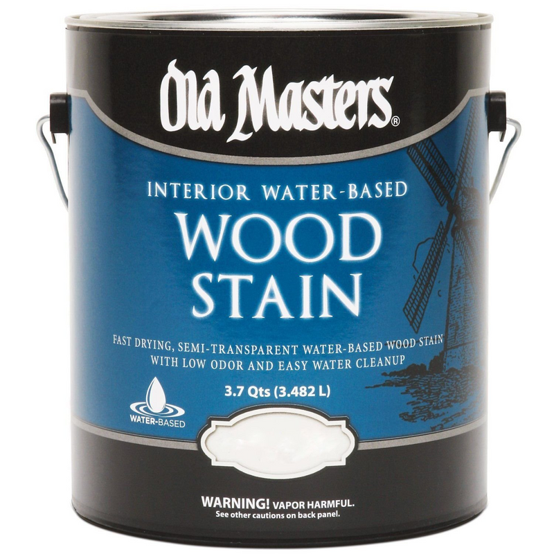 Old Masters Pickling White Interior Water-Based Wood Stain