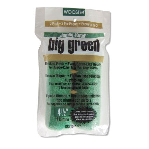 Jumbo-Koter Big Green