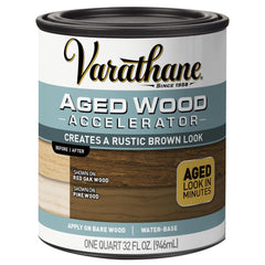 Aged Wood Accelerator