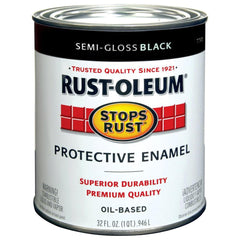 Stops Rust Enamel Brush