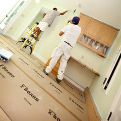 35″ x 100′ X-Board Paint + Remodel Surface Protection