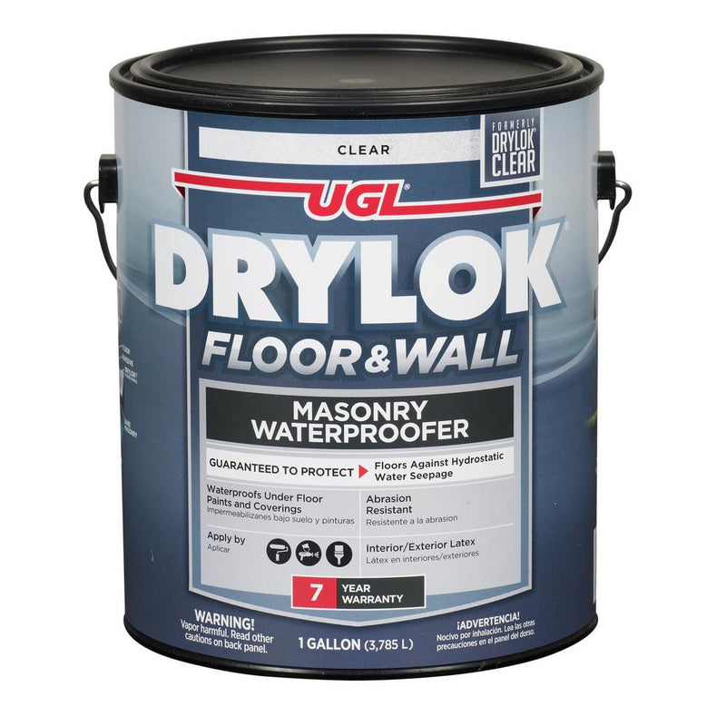 DRYLOK Clear Masonry Waterproofer