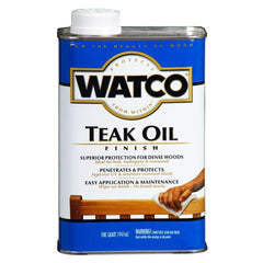 Rust-Oleum Watco Teak Oil Finish