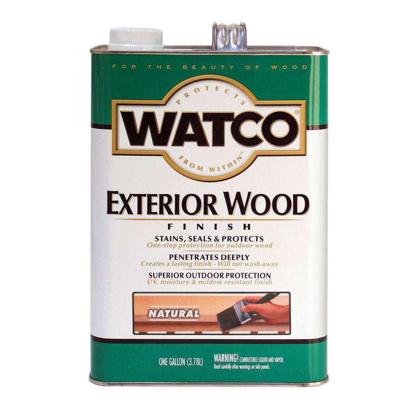 Rust-Oleum WATCO Low VOC Exterior Wood Finish