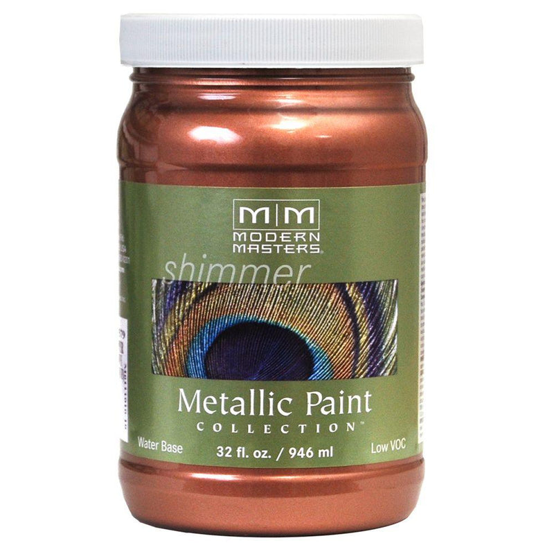 Metallic Paint Collection - Satin Sheen (ME) - Copper