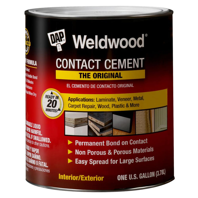 DAP Weldwood The Original Contact Cement