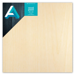 Art Alternatives Wood Panels - Cradled, Studio Panels 3/4