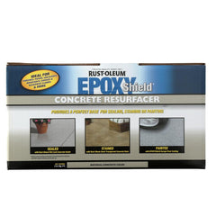 EpoxyShield 2-Part Concrete Resurfacer
