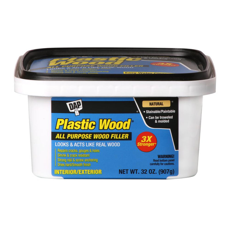 DAP Plastic Wood All-Purpose Wood Filler