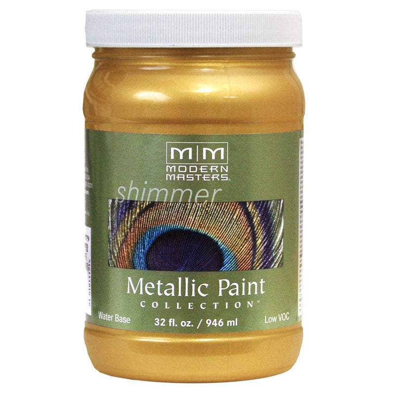 Metallic Paint Collection - Satin Sheen (ME) - Pale Gold