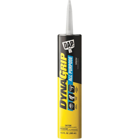 DAP DynaGrip All Purpose Construction Adhesive